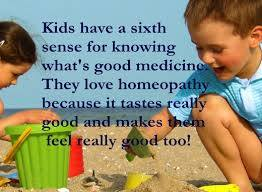 homeopathie kindjes